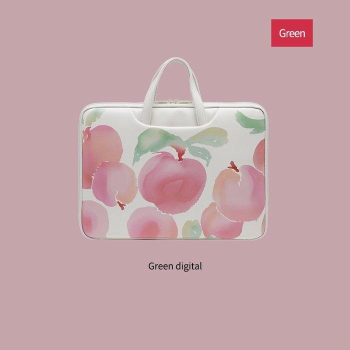 筆電包 側背包 手提包 保護囊 防水 蘋果macbookpro內膽包 小米air戴爾防水女筆記本手提小清新電腦包