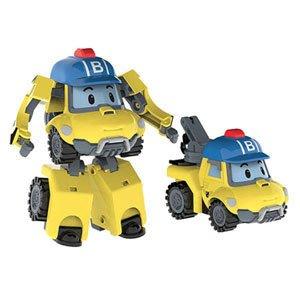 【小糖雜貨舖】韓國 Robocar POLI 波力 救援小英雄 【POLI 變形車系列】4吋 變形 巴奇 RB83308
