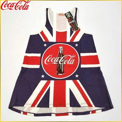 可口可樂 COCA-COLA 圖樣背心 夏季 清涼背心 Coca-Cola 背心 内衣 男裝 FREE M09FC