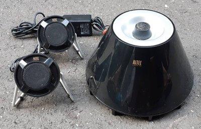 二手~Altec 電腦喇叭 (FX3021)  2.1聲道 三件式喇叭~~功能正常