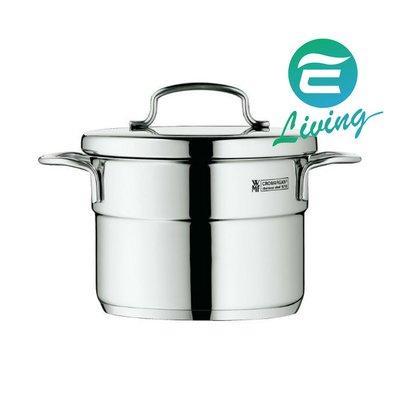 【易油網】WMF Meat pot Gourmet Plus 不銹鋼雙耳湯鍋 16cm #0724166030