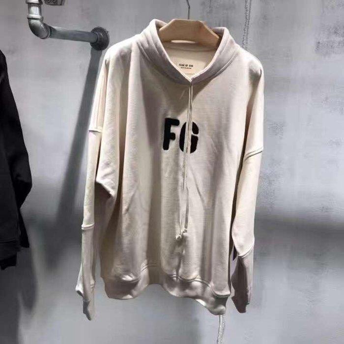 FOG FEAR OF THE GOD 2019 束領衛衣