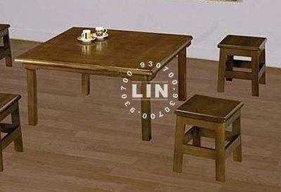 【品特優家具倉儲】◎385-05和室桌折腳和室桌AR-01A和室桌3尺