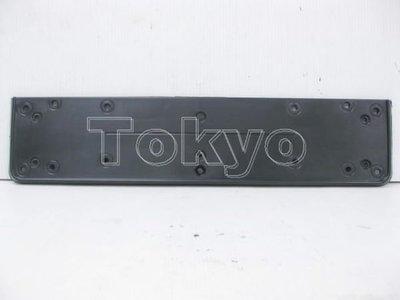 @Tokyo東京車燈部品@寶馬 BMW E60 M5 歐規專用前牌照板 LICENSE PLATE 一塊900