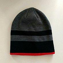 全新黑色 紅色 横簡 冷帽