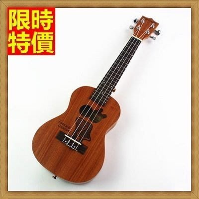 烏克麗麗 ukulele-兔子圖案桃花心木合板23吋夏威夷吉他四弦琴樂器69x16[獨家進口][米蘭精品]