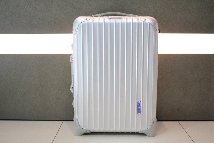 【高雄青蘋果3C】 Rimowa Topas 929.52.20 鋁鎂合金 兩輪多功能商務箱 二手行李箱 #22370