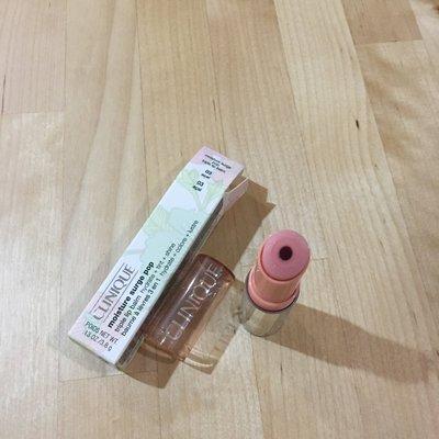 200元起標 CLINIQUE 倩碧 水磁場72H水潤彈翹唇膏 3.8g #03甜心梅果