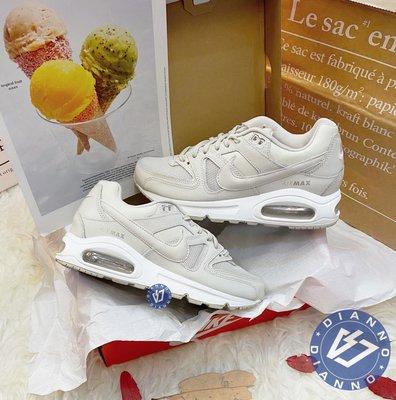 帝安諾-實體店面Nike Air Max Command Damen 灰白 奶茶 復古氣墊 老爹鞋 397690-018