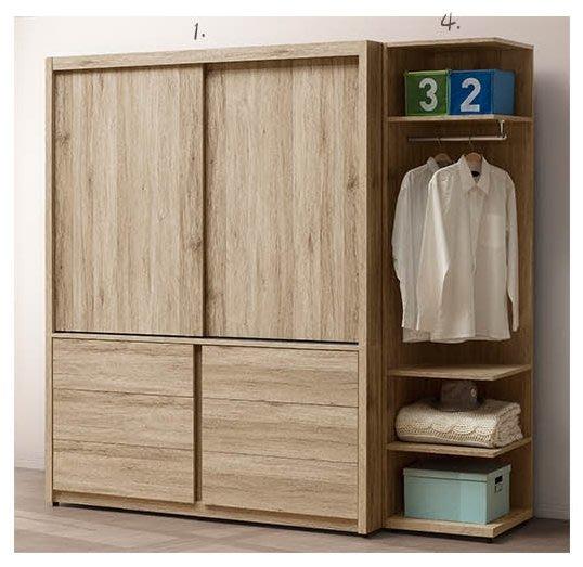 雀莉 6.6尺衣櫃😊暖暖屋傢俱傢飾😊LT
