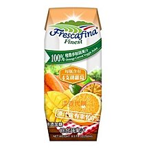 (漾霓)-代購~嘉紛娜100% 橙香 多酚蔬果汁 250毫升 X 24入-111424(代購商品下標詢問現貨