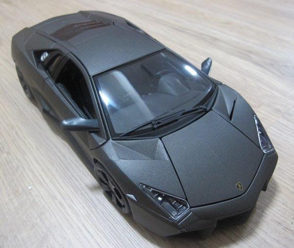 【阿LIN】11029A  Bburago 1:18合金模型車-藍寶堅尼 Reventon