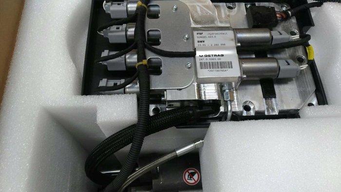 BMW M5 M6 SMG變速箱液壓幫浦 BMW SMG 幫浦 BMW 正廠零件
