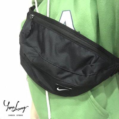 【Luxury】現貨 Nike HOOD WAISTPACK 腰包 黑色 隨身 正品販售 百搭款 不退流行 胸包 外出包