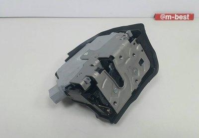 BMW X5 E53 00-06 右前門 車門六角鎖 中控鎖  (乘客座 右邊) (原廠貨) 51218402540
