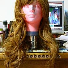 【R的雜貨舖】日本日系 淺金 奶茶金棕 vivi日雜風 浪漫大波浪捲 假髮 日常/COSPLAY可用 09