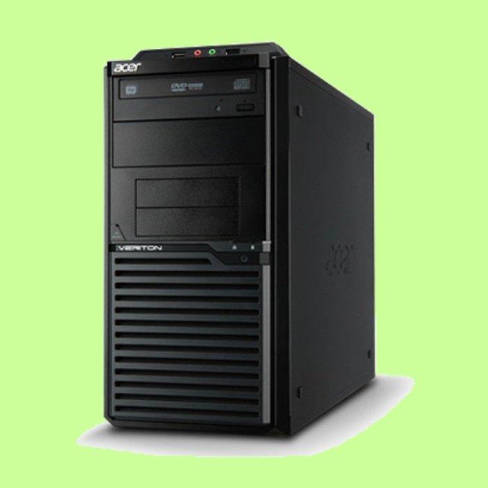 5Cgo【權宇】acer Veriton M2630G I5-4460 H81/4G/1TB W8P+W7P雙作業系統