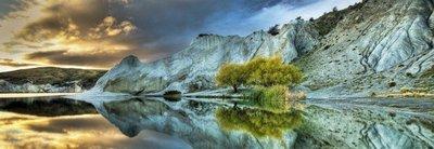 歐洲拼圖 HEYE 風景 紐西蘭尼爾森湖國家公園 藍湖 1000片拼圖,29715