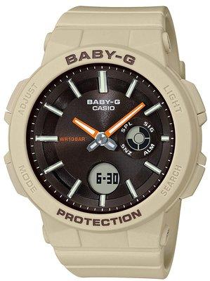 日本正版 CASIO 卡西歐 Baby-G BGA-255-5AJF 女錶 手錶 日本代購