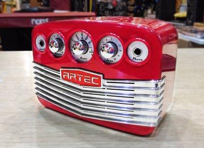 ♪♪學友樂器音響♪♪ ARTEC Radix RX-5 迷你音箱 rx5