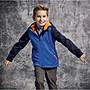 東大門平價鋪   出口德國兒童外出柔軟保暖軟殼衝鋒衣,戶外男童防風防潑水外套