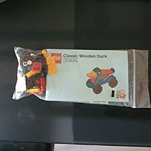Lego 6258620 Classic Wooden Duck (可與 10257 76139 10272 71043 71044 共融)