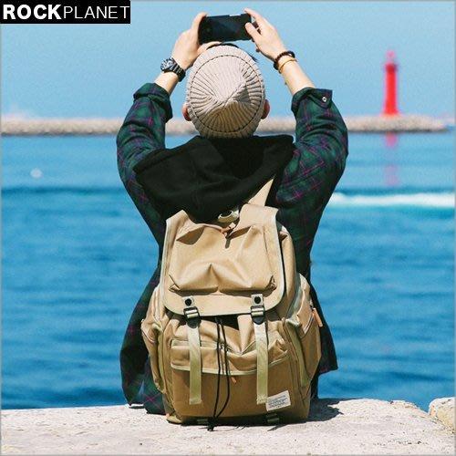 ZINIF 搖滾星球 正韓貨╳韓國代購 CASUAL旅行大容量多口袋休閒男孩後背包 688623 outdoor
