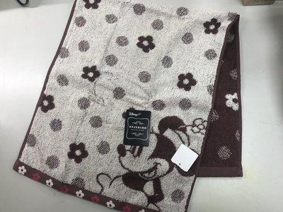 日本 米妮系列長毛巾