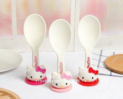 三色可選 kitty 飯匙 可立式 飯勺 電鍋 大同電鍋 電子鍋 飯鏟 三麗歐 凱蒂 hello kitty