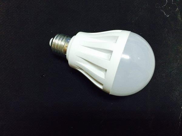 一律批發價 全新 E27 7W 白光 LED燈泡 廠價促銷中.