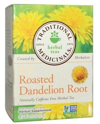 現貨 Traditional Medicinals, 蒲公英根茶 Roasted Dandelion Root