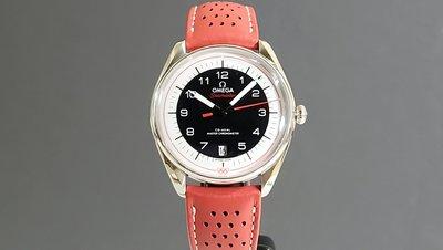 OMEGA 歐米茄 奧運海馬系列 8800自製機芯 39.5mm 2021年保卡保固內 FB搜尋 個人藏錶