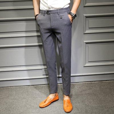 頹廢元素 - A 商務男神系列 小鈕扣 西裝褲 零碼出清不退換。