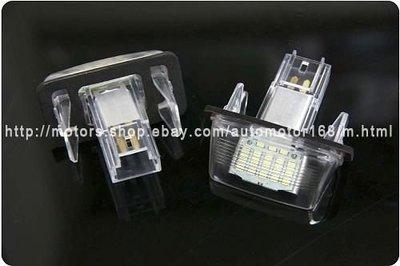 【SD祥登汽車】For CITROEN BERLINGO B9 M49 M59 PICASSO台灣製LED牌照燈 大牌燈