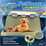 正品出口歐美PetZoom 通過TUV測試牢度沖擊/承重車用寵物墊/汽車寵物墊