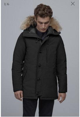代購Canada goose 加拿大鵝CHATEAU黑標派克大衣 頂級 羽皇 羽絨外套 多色可任選 加拿大製 官網男女全系列皆可代購 非moncler