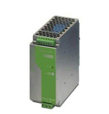 Phoenix Contact DIN Rail Power Supplies QUINT 24V 5.0A 穩壓電源供應器