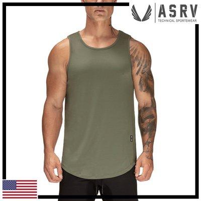 瘋狂金剛▸ 橄欖 ASRV Train-Lite™ Tank Top 輕盈透氣吸濕排汗坦克背心 運動 健身