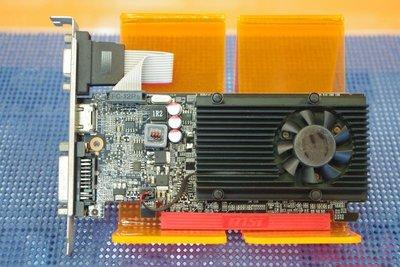 二手良品 艾維克GT610 2GB/DDR3 PCI-E顯示卡 V206