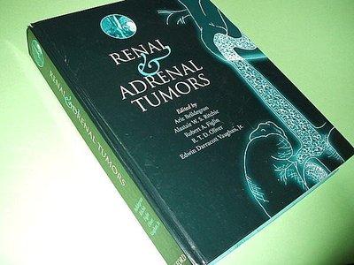 古集二手書R ~Renal and Adrenal TumoR Arie Belldegrun 0198508220