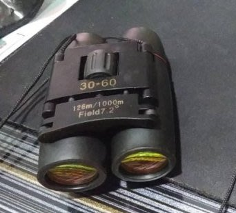 小型望遠鏡30X60雙筒