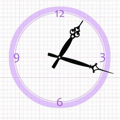 【鐘點站】H140106 SKP鎖針機芯指針 / DIY 時鐘 掛鐘 鐘針/分針14.0公分 時針10.6公分