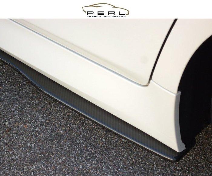【樂駒】Perl Carbon Design BMW F10 F11 M 側裙 車側 飾板 碳纖維 空力 外觀 套件
