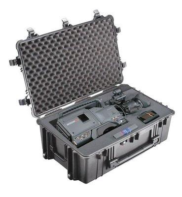 【環球攝錄影】 PELICAN 1650 氣密箱 防撞箱 運輸箱 pelican 1650 Case 含泡棉提箱 現貨