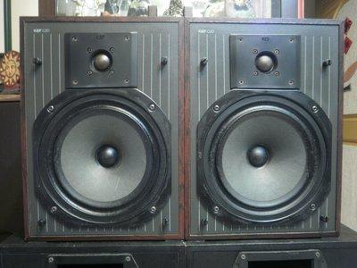 (老高音箱)英國 KEF C20 書架喇叭一對 (第一代老紙盆八吋低音 非PP盆) 台北市