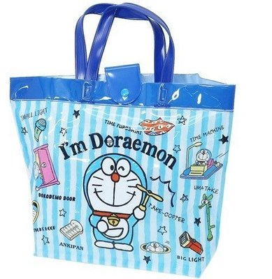 ☆╮Darling Baby ☆日本 防水游泳袋-哆啦A夢.拿道具