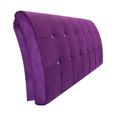 奇奇店- 弧形床頭軟包雙人床頭靠背靠枕榻榻米床頭靠墊床頭罩套定制(規格不同價格不同)