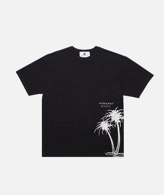 日本代購 HIDEAWAY PALM TREE TEE 短T 兩色(Mona)