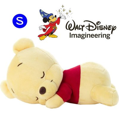 小熊維尼 睡覺抱枕娃娃 迪士尼 新品 ...
