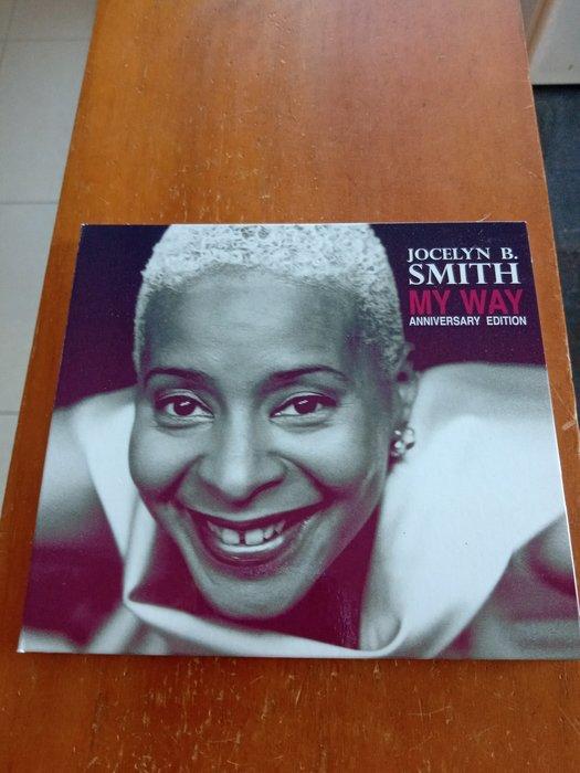 爵士天后-JOCELYN B. SMITH 喬絲林 B. 史密斯 -My Way 三十週年紀念專輯 CD 只拆封